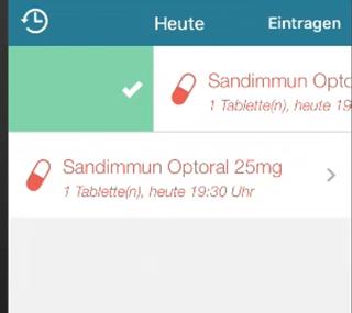 Gesundheits-App 2