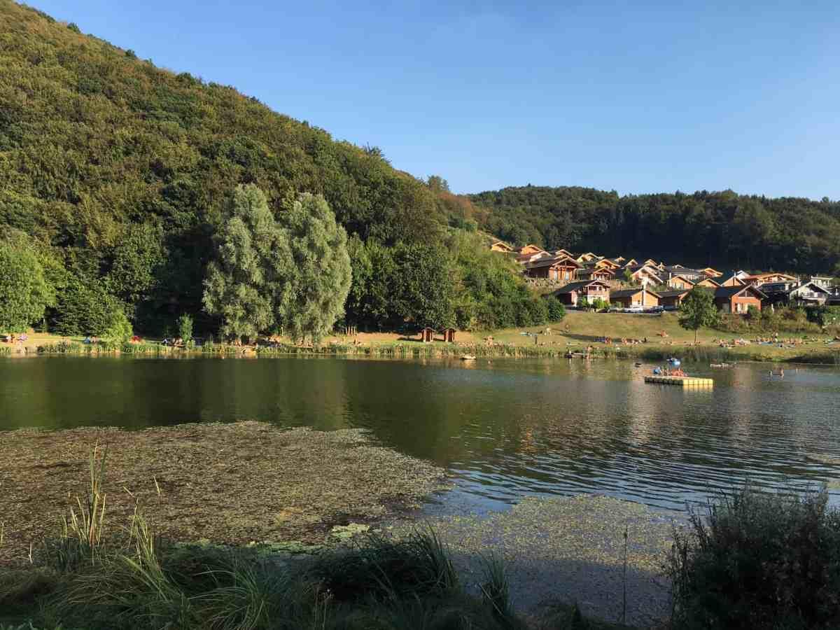 Top Ausflugsziel in der Vordereifel - der Riedener Waldsee