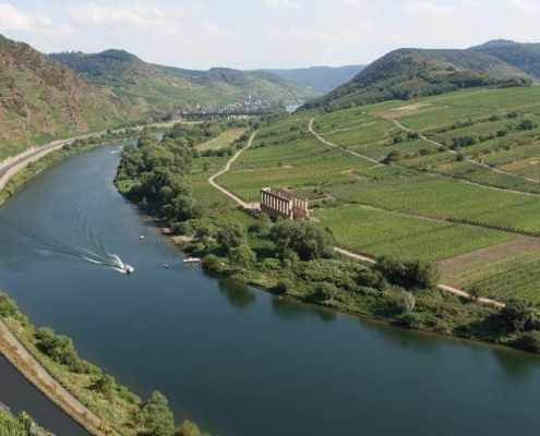 Calmont, Mosel