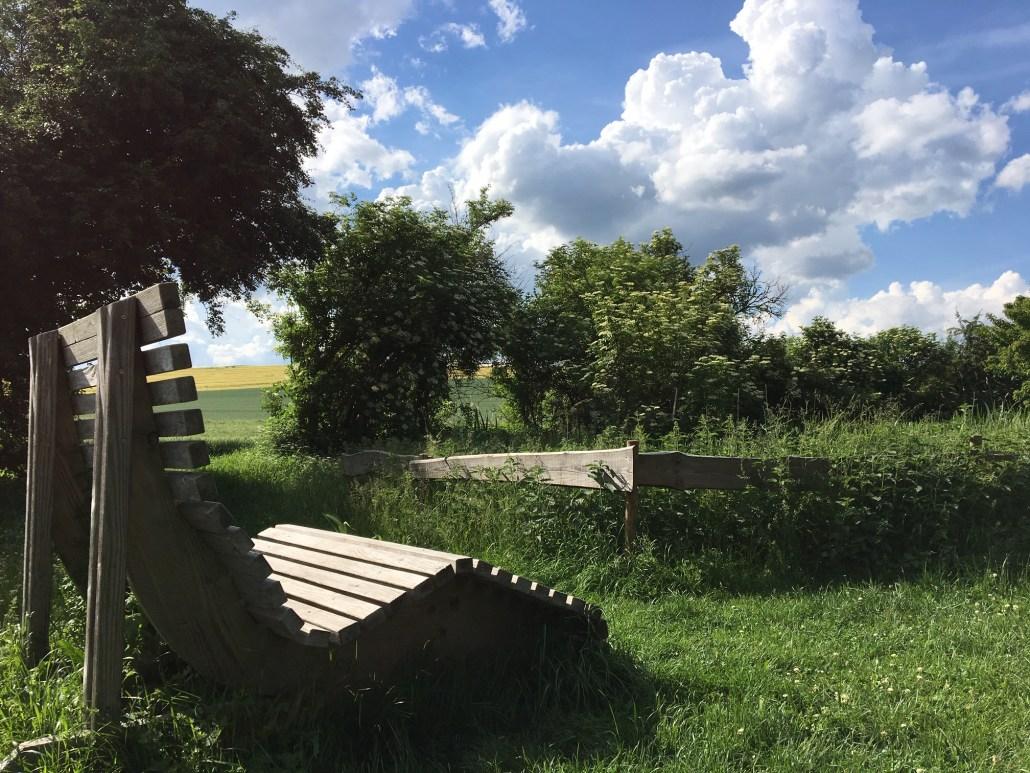 Maifeld-Radweg Mertloch