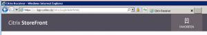 Manuell korrigierte URL
