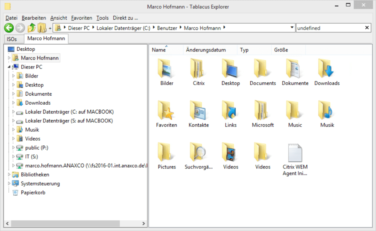 Download and install latest Tablacus Explorer
