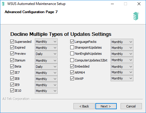 Decline Multiple Types of Updates Settings - Adjusted