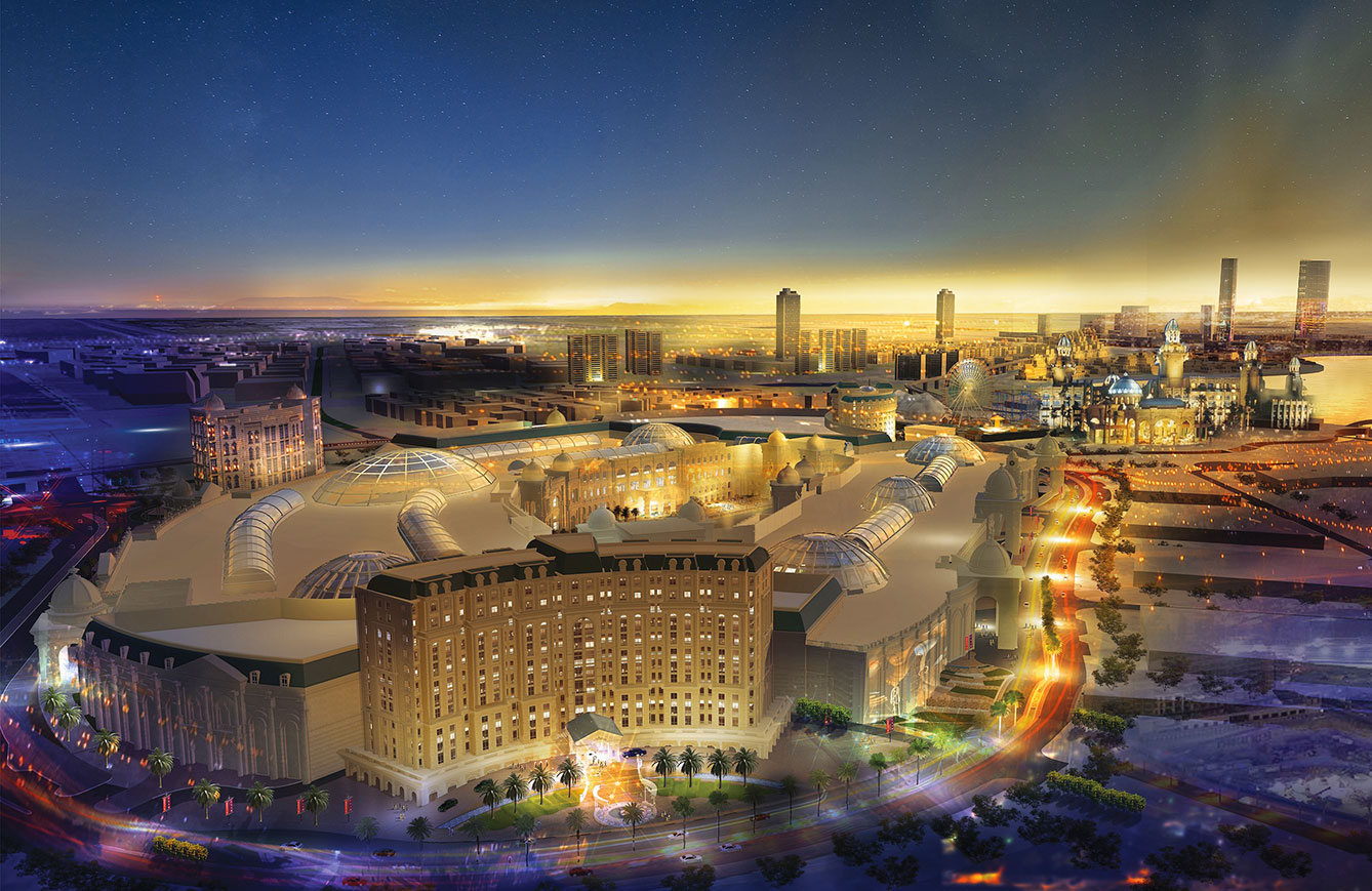 Vendome Shopping Mall Qatar Meinhardt Transforming