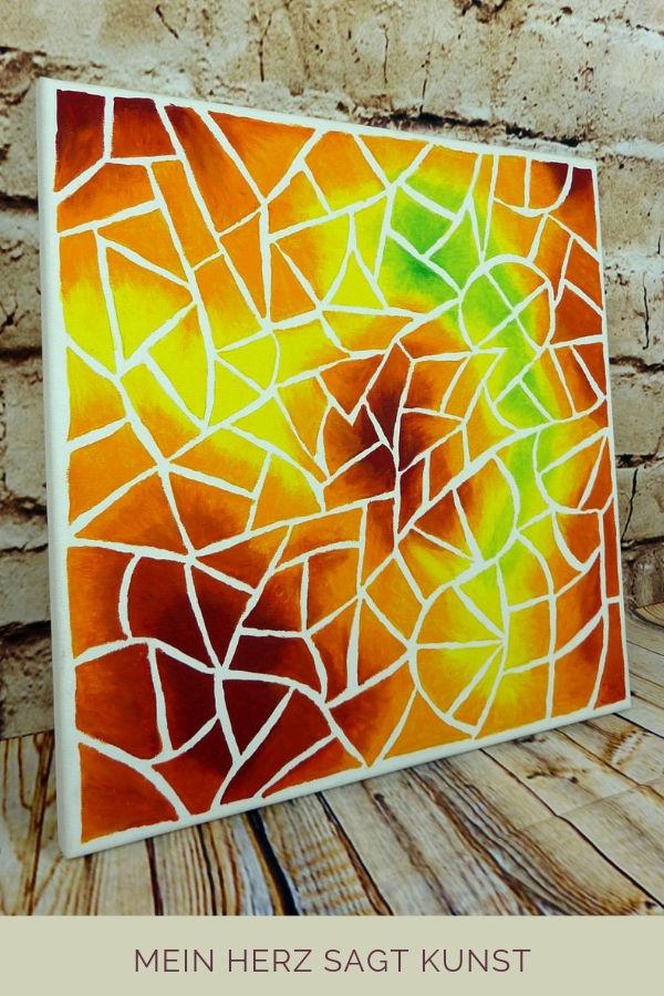 Bildergebnis Fur Acrylbilder Herzen Acrylmalerei Abstrakt Herz
