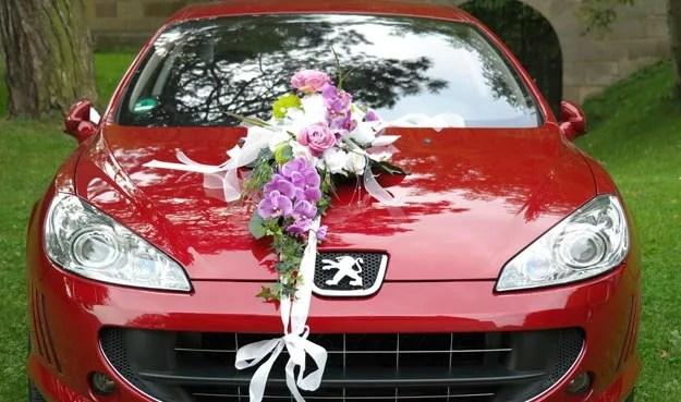Hochzeitsauto Mustang Mieten