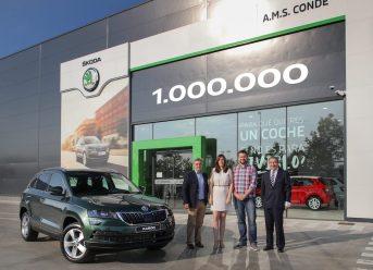 Skoda 1 Million Sport Utility Vehicle