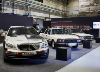 Meilensteine der Sicherheit bei Mercedes-Benz