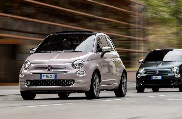 Fiat 500 Modelljahr 2020