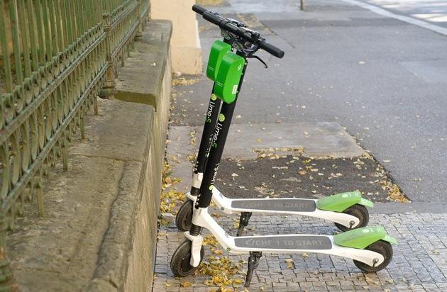 E-Scooter schützt vor Bußgeld nicht