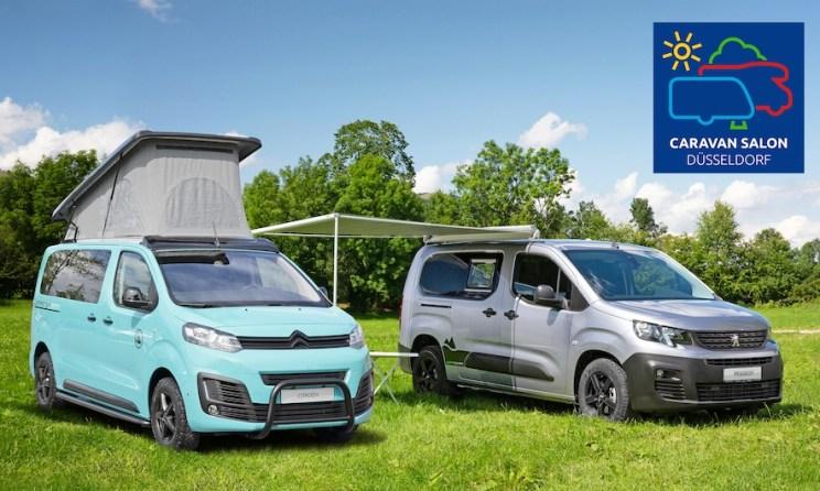 PSA Gruppe Caravan Salon 2019