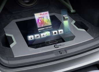 Hologramm im GTI