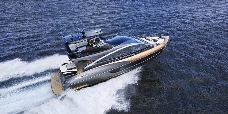 Lexus präsentiert neue Luxusyacht LY 650, Knapp 20 Meter langes Boot im Stile der Lexus Designsprache - Lexus Modelle