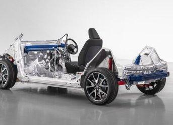 Toyota entwickelt neue Kleinwagenplattform GA-B