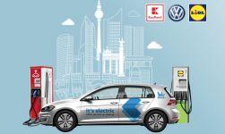 Volkswagen und Schwarz-Gruppe strategische E-Partner