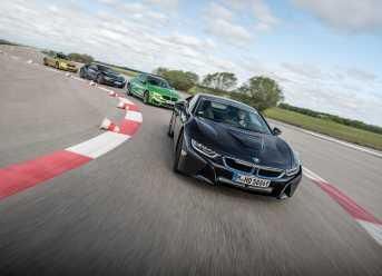 BMW und MINI Driving Experience