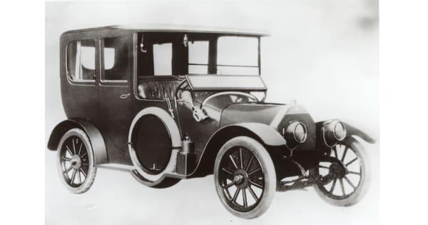 Mitsubishi Modell A