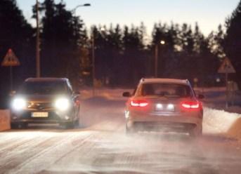 Autofahren im Winter