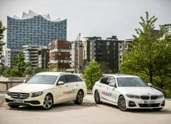 BMW Group und Daimler Mobility AG