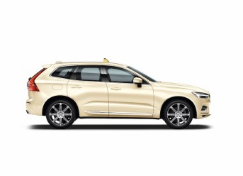 Volvo XC60 Taxi