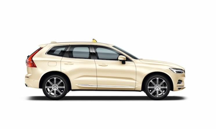 Volvo XC60 Taxi