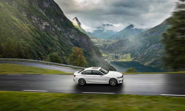 BMW Modellpflege 2020