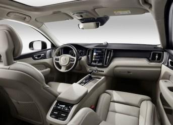 Volvo XC60 Innenraum