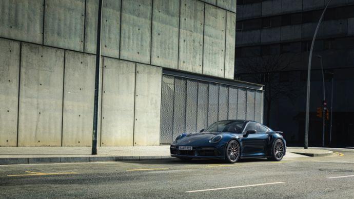911 Turbo, 2020, Porsche AG