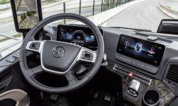 Revolution im Lkw-Fahrerhaus