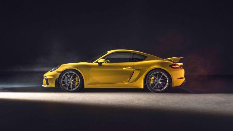 718 Cayman GT4, 2019, Porsche AG