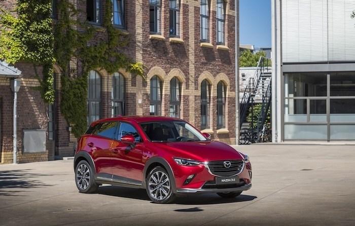 Mazda CX 3 2021