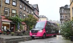 Minibusse in Koblenzer Nahverkehr