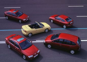 Renault-Flotte