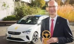 Opel Corsa-e gewinnt das Goldene Lenkrad