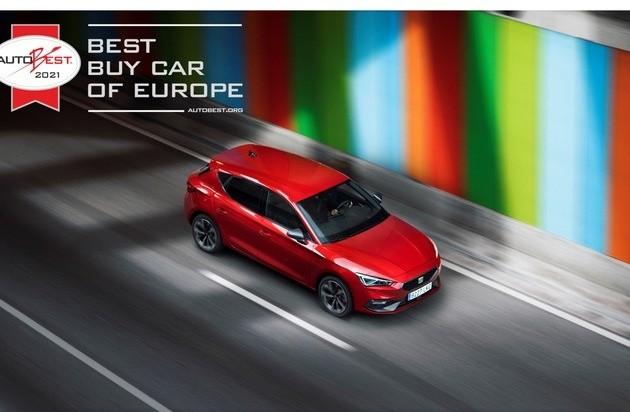 AUTOBEST 2021 SEAT Leon