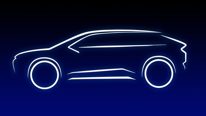 Toyota Elektro-SUV