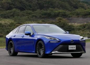 Toyota Wasserstoffaktivitäten