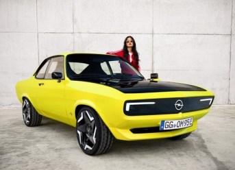 ElektroMOD Opel Manta