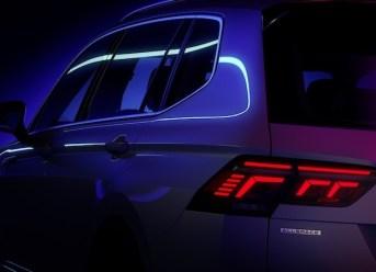 Heck VW Tiguan Allspace