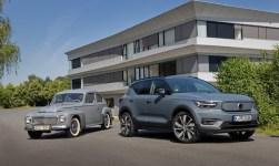 Volvo XC40 und Volvo PV444