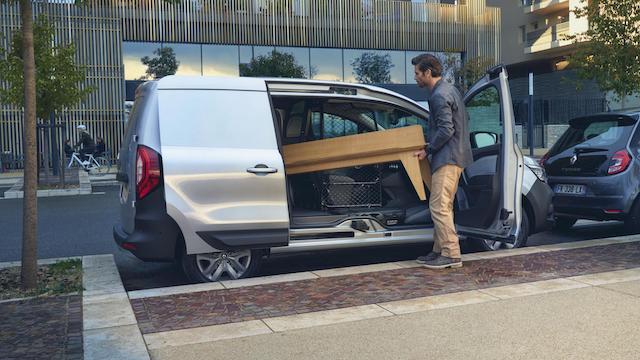 Open Sesame by Renault: nie mehr Parken in der zweiten Reihe