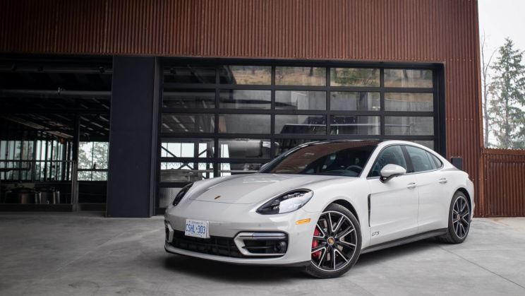 Panamera GTS, 2021, Porsche AG