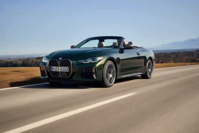 BMW Modellpflege Herbst 2021