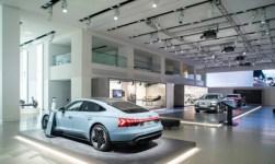 "Audi Ausstellung ""Experience Progress"""