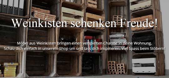 Vintage Möbel Shop: Mehr Als Nur Fabelhafte Regale Weinkisten24