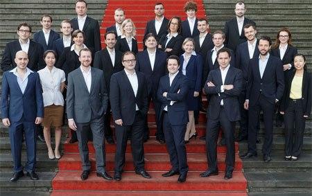 WeltSparen-Team