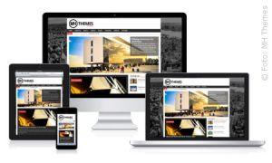 WP Theme Onlinemagazin