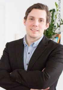 Jan Philip Schreiber von BOOK A STYLE