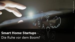 Smart Home Startups