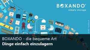 BOXANDO Selfstorage Service